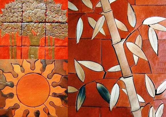 Contemporary Terracotta