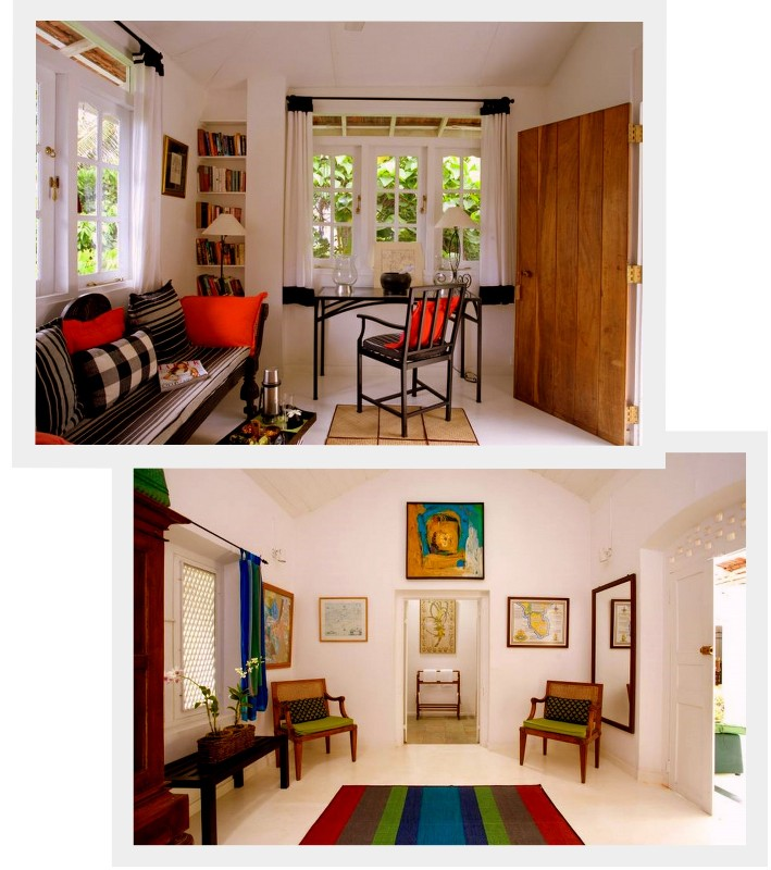 Colonial interiors an indian summer for 2 bhk flat interior design ideas