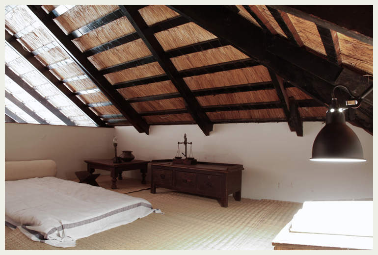 The satyagraha house an indian summer for Native house interior designs