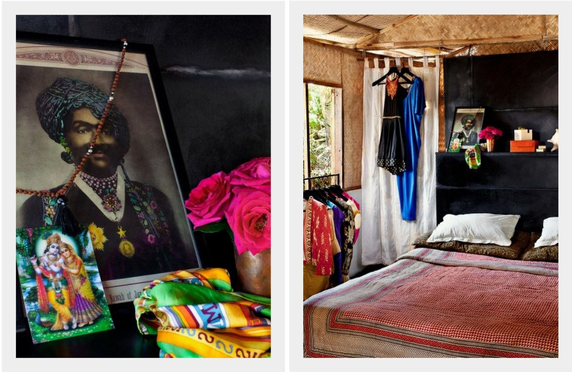 Jade jagger and india an indian summer for Indian interior design inspiration