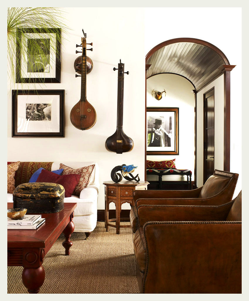 Indian Interior Design: Martyn Lawrence-Bullard Design