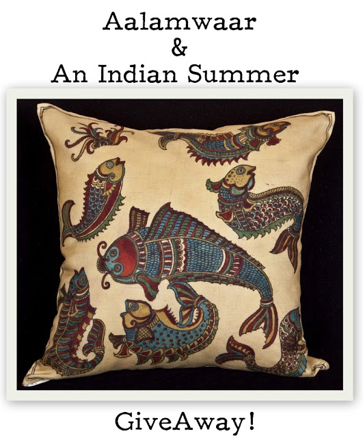 6fe6f06d68c Aalamwaar and An Indian Summer would like to welcome all you fabulous  readers into 2013 by sponsoring and hosting a lovely giveaway!