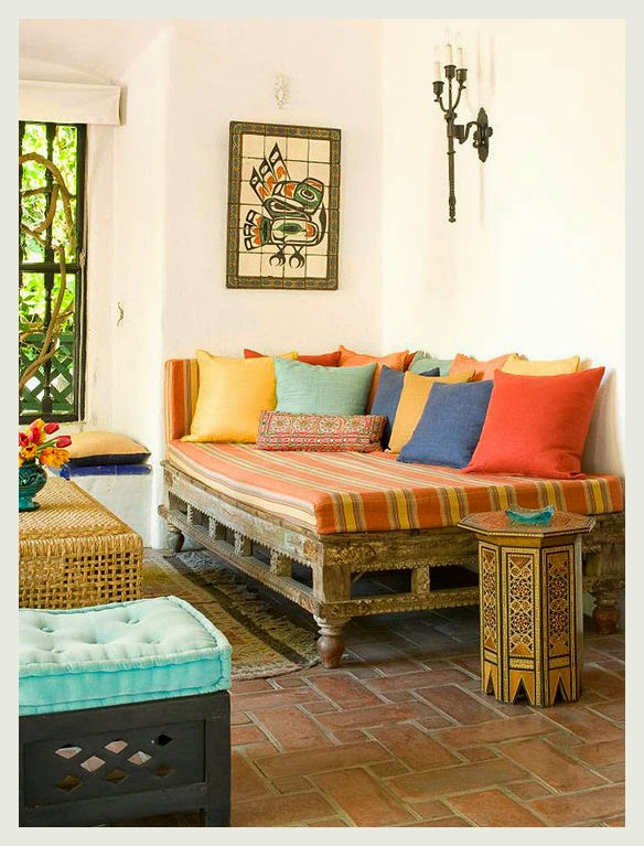 Come sit with me an indian summer - Home interior design images india ...