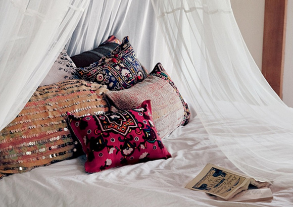 Of Beds And Mood Boards
