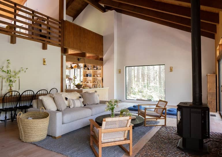 The Forest Retreat House